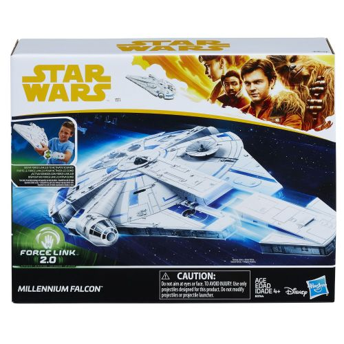 Star Wars Millennium Falcon Force Link 2.0